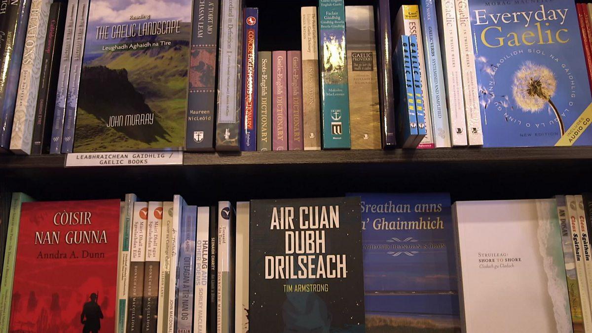 leabhraichean Gaidhlig le taic bho Chomhairle nan Leabhraichean
